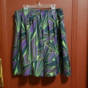 DKNY Donna Karan NY Silk stretch Elastic Waist
